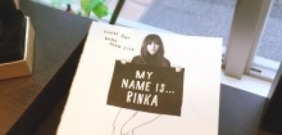 「MY NAME IS…RINKA」にCARITAの商品が紹介されました!!