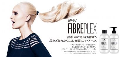 日本上陸  枝毛、切れ毛94%削減